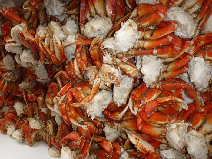 14. Abundant access to wild, natural, sustainable seafood