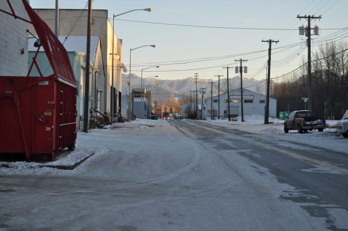 8. Salt on roads in the wintertime.