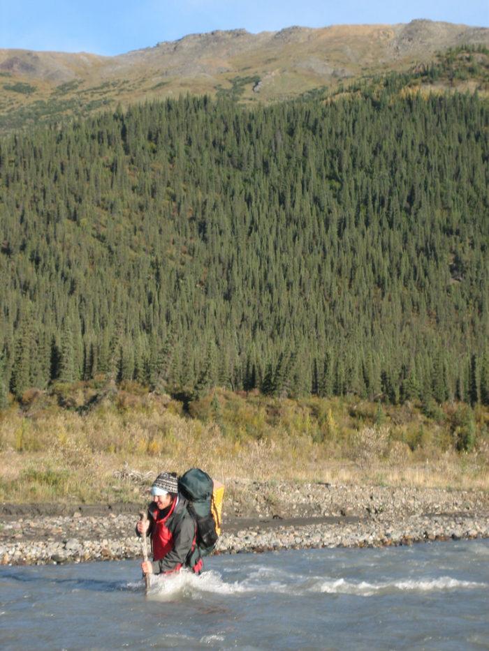 16. Stampede Trail - Teklanika River