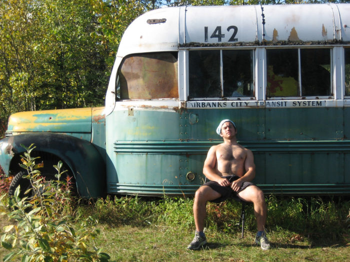 13. Visit the actual 'Into the Wild' bus.