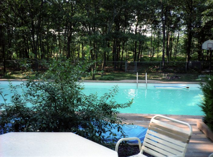 10. Homes with outdoor swimming pools.