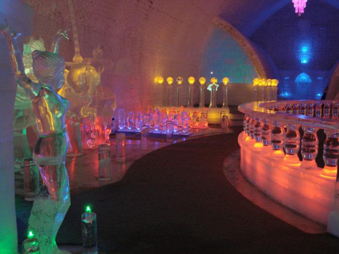 9. Chena Ice Hotel, Museum & Bar