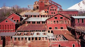 This Footage Captured At This Abandoned Alaska Copper Mine Is Truly Grim