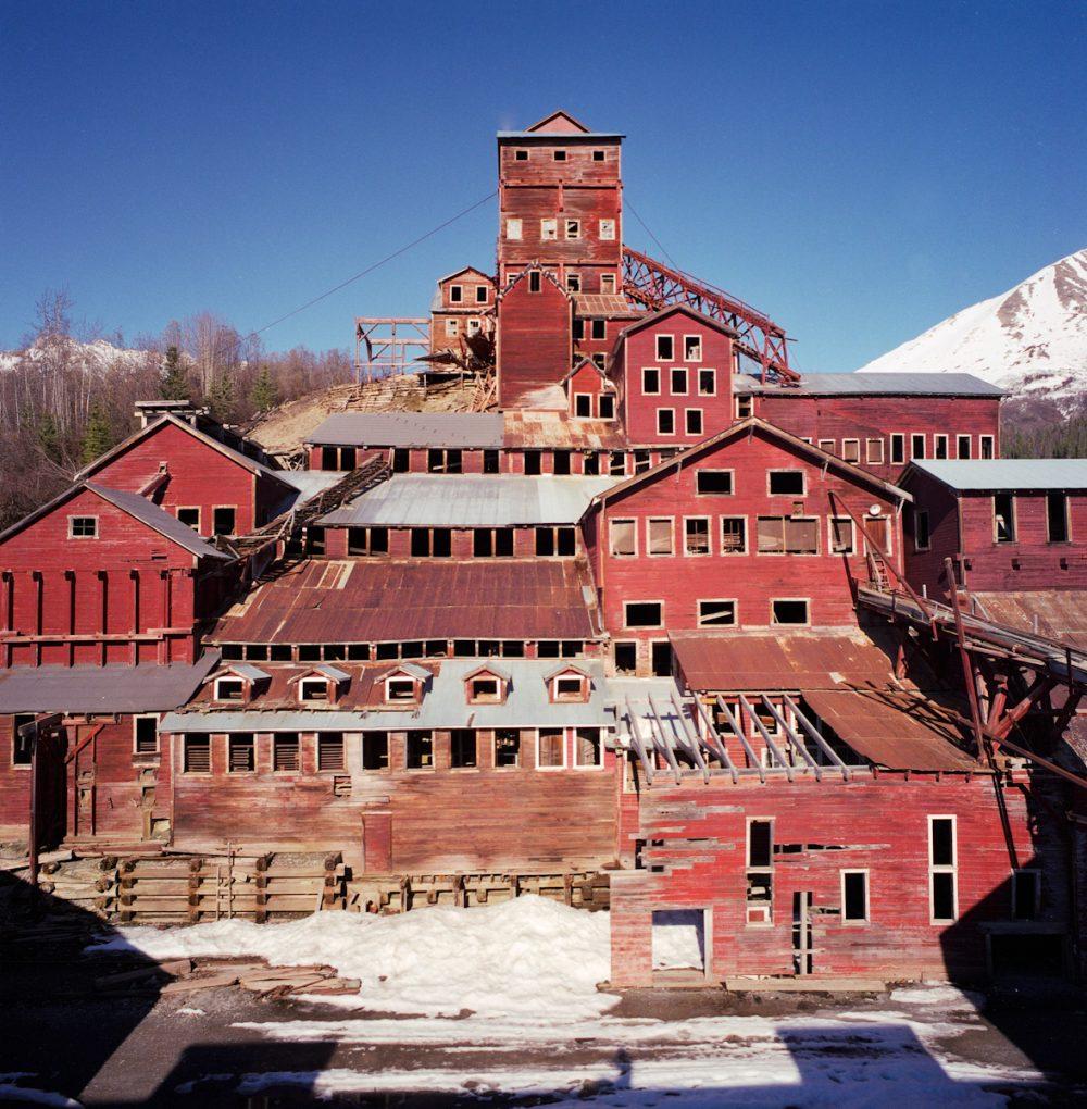 Grim Footage Captured At An Abandoned Alaska Copper Mine