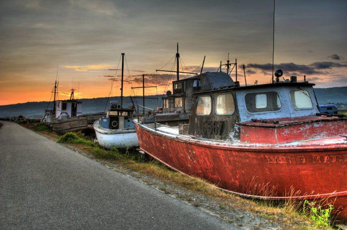 15. Boat Graveyard – Homer