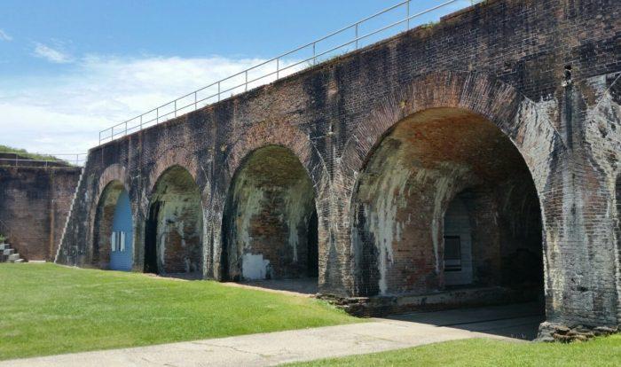 Fort Morgan 7