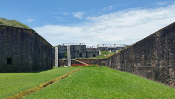 Fort Morgan 8