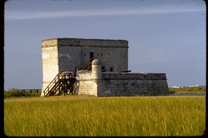 6. Fort Matanzas National Monument (St. Augustine)