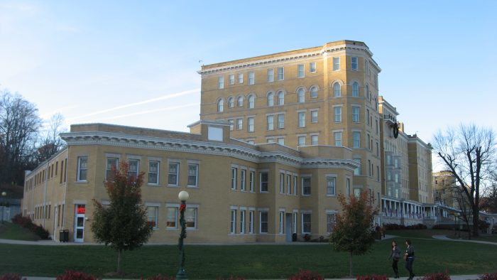 2. French Lick Springs Hotel and Casino
