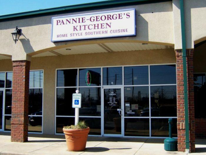 6. Pannie-George's Kitchen - Auburn