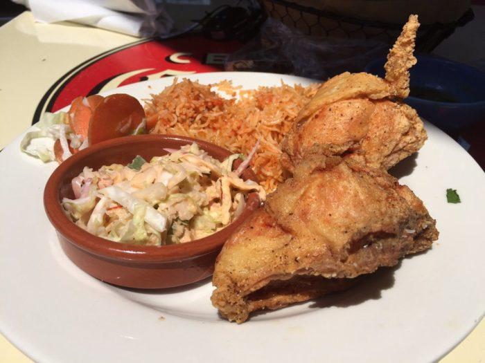 Fried Chicken 3.3
