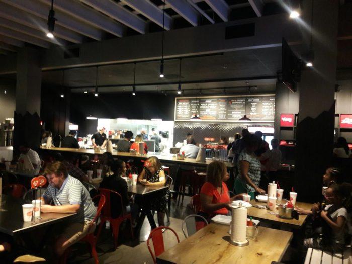 2. Hattie B's Hot Chicken - Birmingham