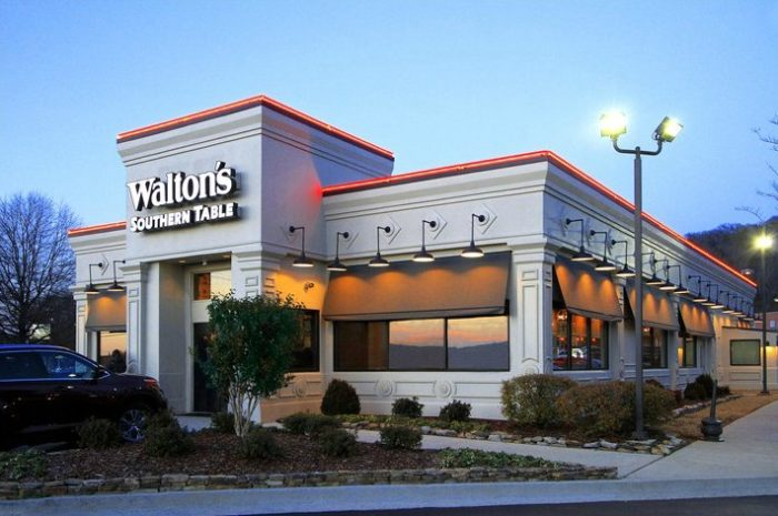 8. Walton's Southern Table - Huntsville