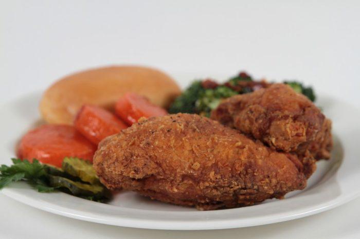 Fried Chicken 7.7