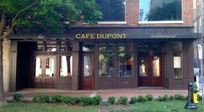 10. Cafe Dupont - Birmingham