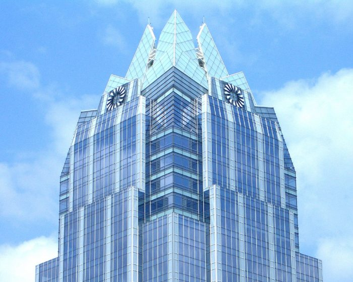 8. The Frost Bank Tower