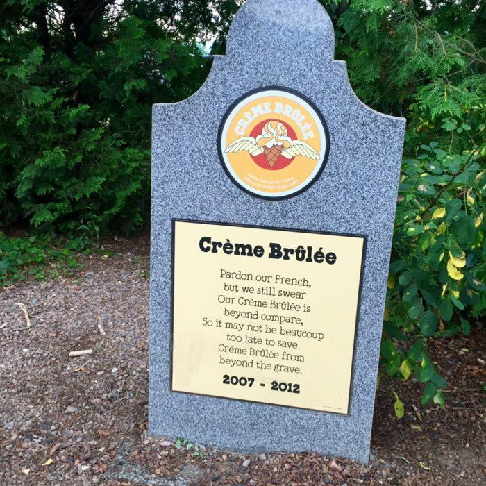 6.  Creme Brûlée