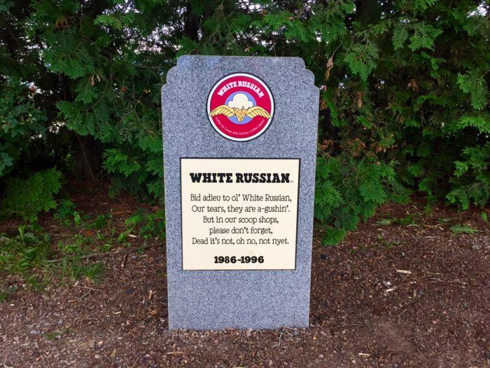 14.  White Russian
