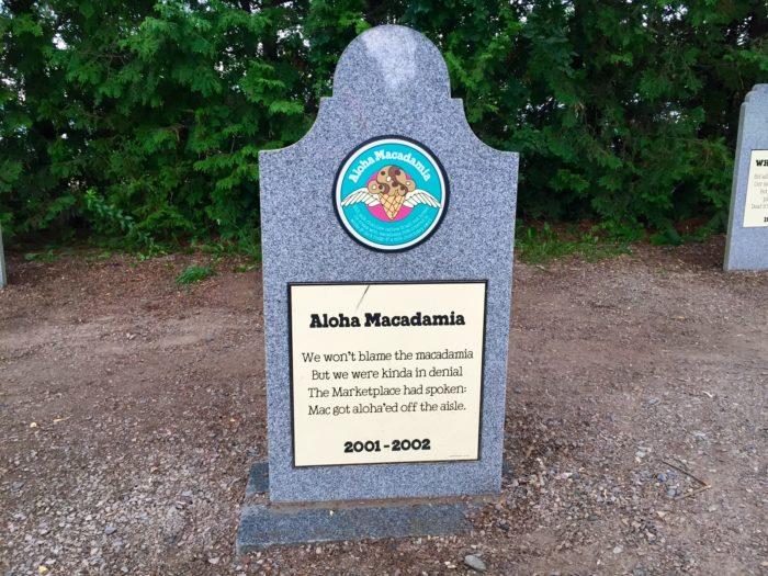 15.  Aloha Macadamia