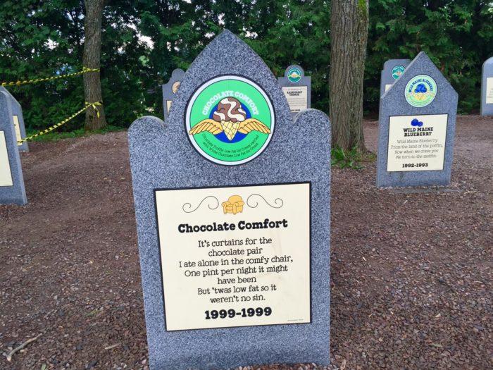 5.  Chocolate Comfort