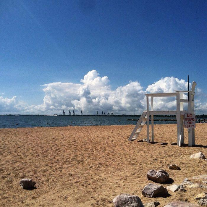 8. Sylvan Beach Park