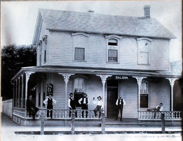 Back in 1876 (approximately) when the tavern was founded, it went by the name of Bucher's Saloon.