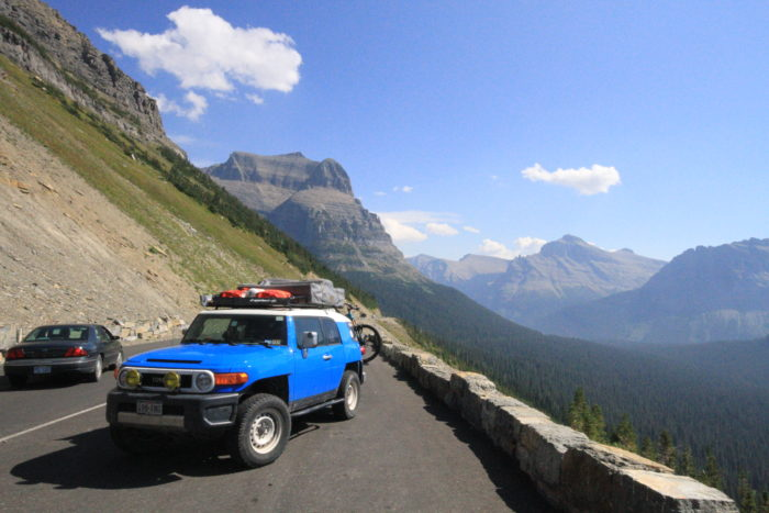 Going to the Sun road-9698697528