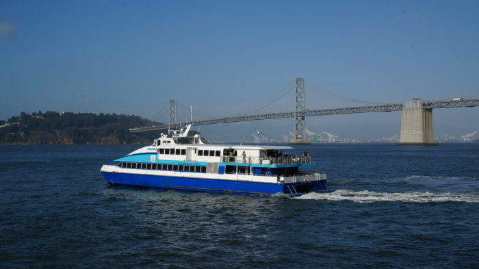 3. Take a boat or ferry to Sausalito, Tiburon, Angel Island, or just around the bay for a scenic ride.