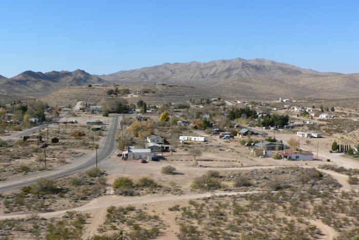 Tiny Nevada towns - Goodsprings