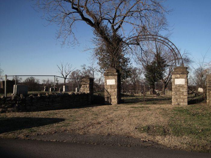 3. Greenwood Cemetery - Chattanooga