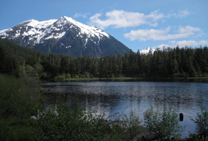 13. Thimbleberry Lake to Heart Lake – Sitka