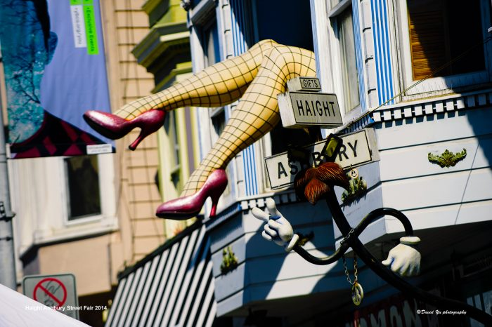 16. Time travel to the 1960s at Haight-Ashbury. Peruse the vinyl collection at Amoeba Records, and join a drum circle at Hippie Hill, too—why not?!
