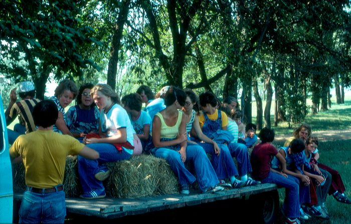 2. Hayride in Turner County, 1978