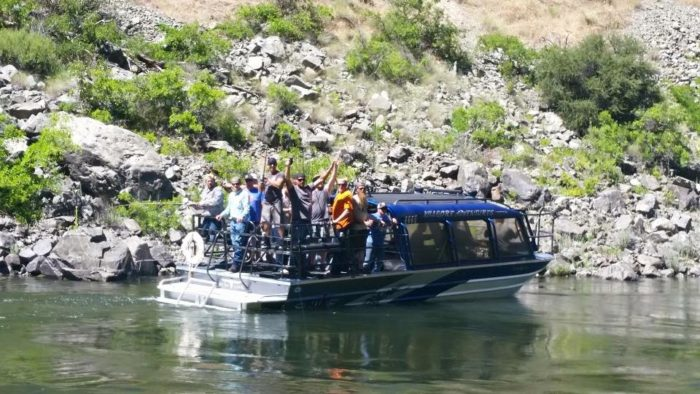 Hells Canyon Jet Boat Tours - Idaho