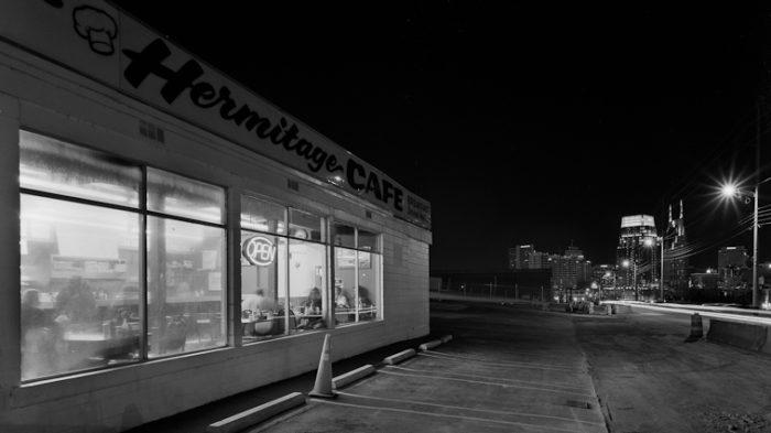 6. Hermitage Café