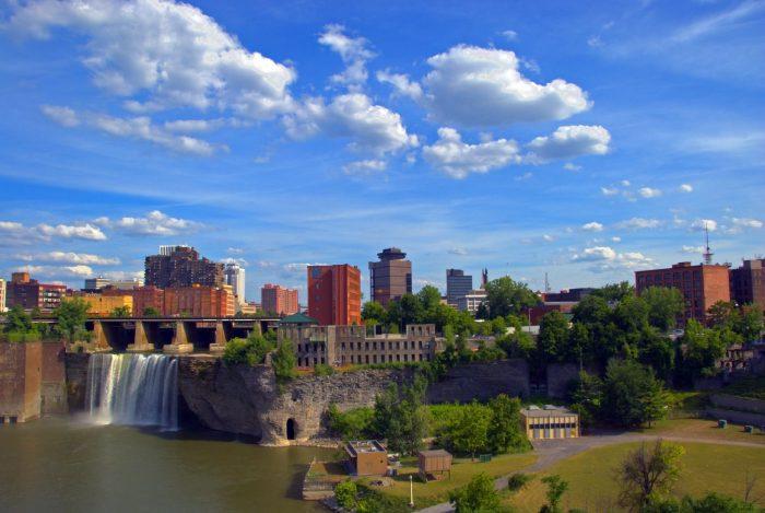 2. High Falls, Rochester