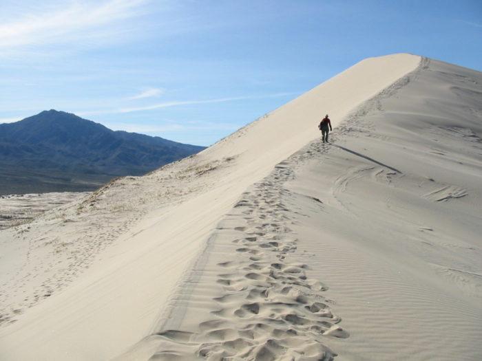 11. Kelso Dunes -- Mojave Desert