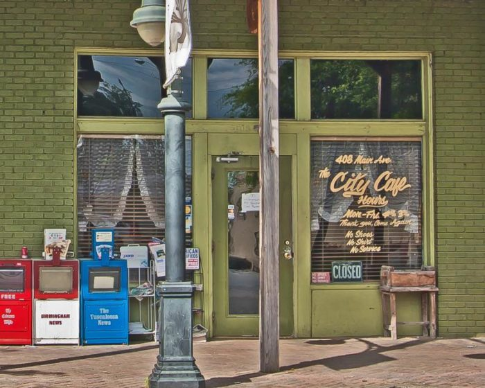 10. The City Cafe - Northport
