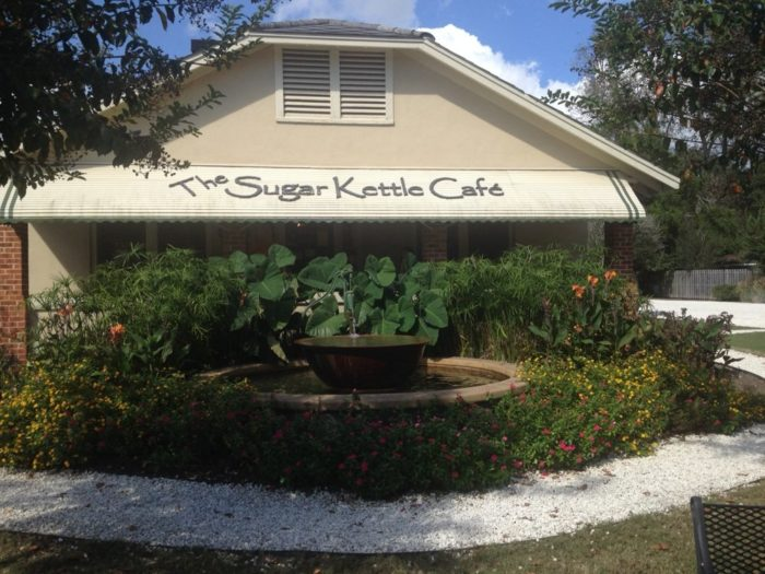 4. The Sugar Kettle Cafe - Daphne
