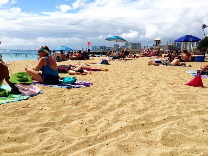 5. Kaimana Beach