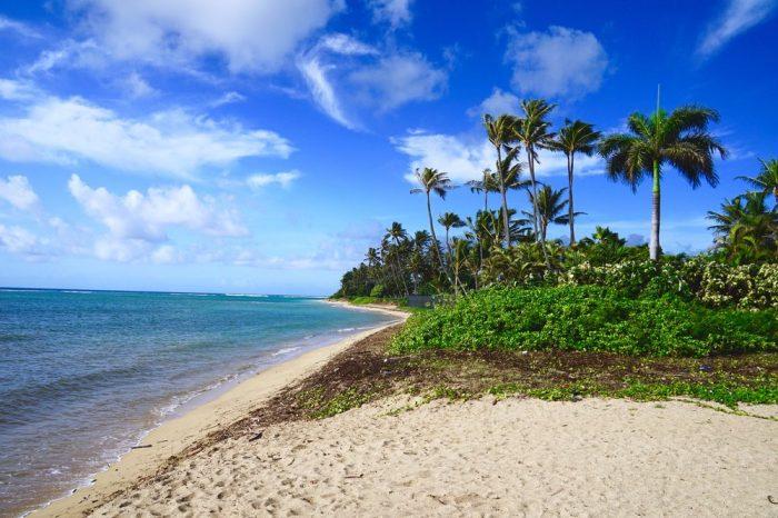 6. Kahala Beach