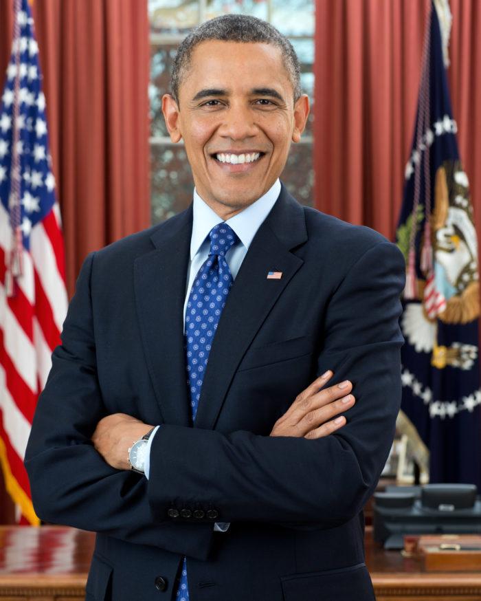 6. Barack Obama