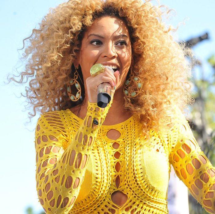 9. Beyonce Knowles