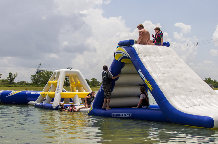 6. Wake Nation Houston / Aquaglide Water Park