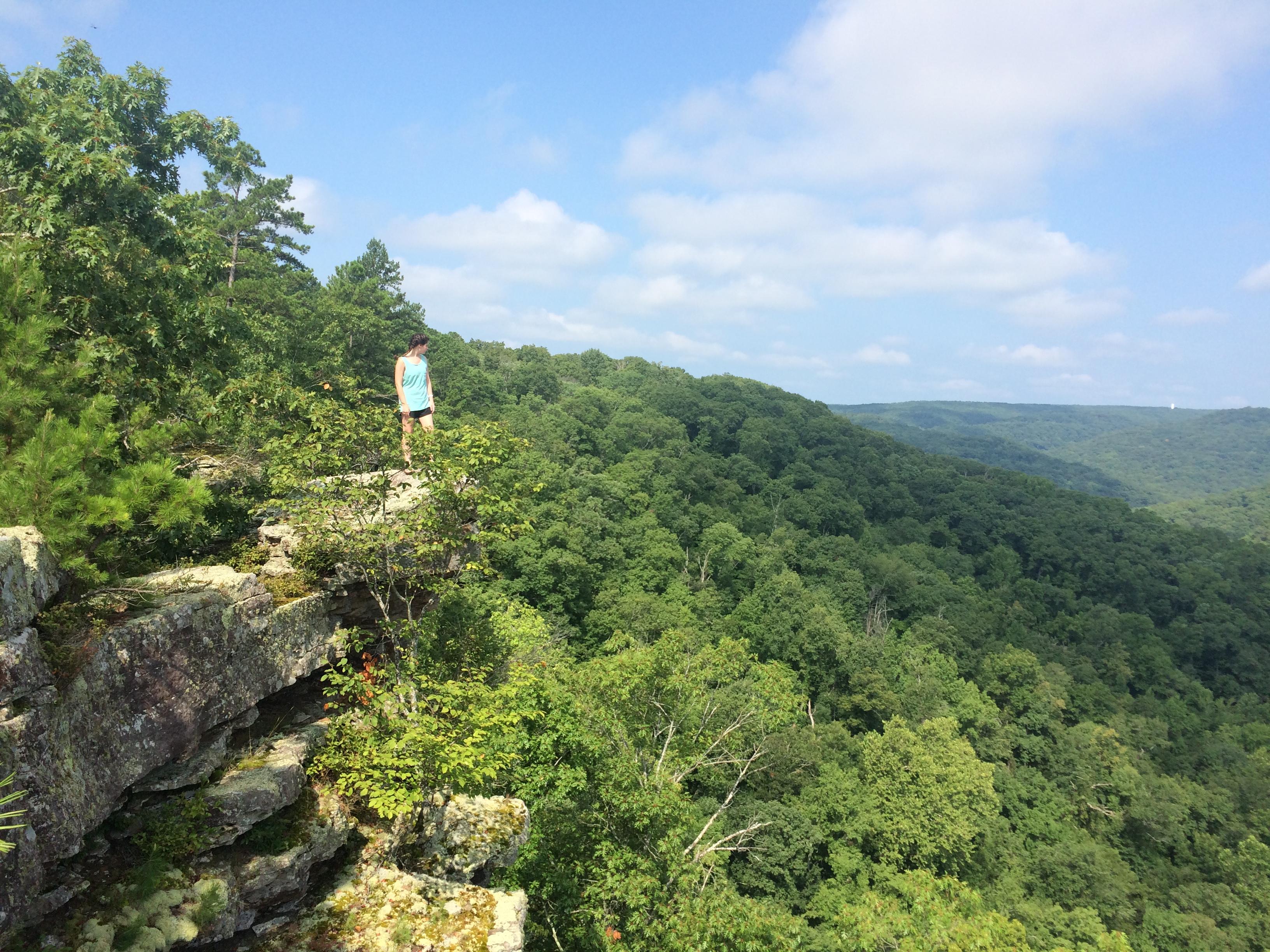 Lake Ozark Missouri >> Devil's Canyon In Arkansas Is Basically Heaven