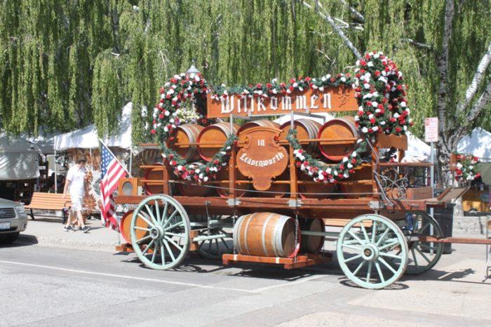 3.  Leavenworth