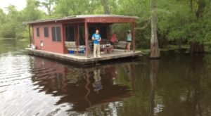 This Little Known Cove In Louisiana Will Be Your New Favorite Summer Destination