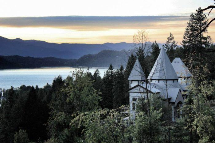 4. Idaho Castle, Hope