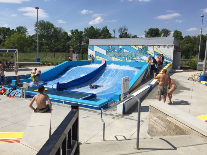 1. The Waterpark at the Monon Community Center
