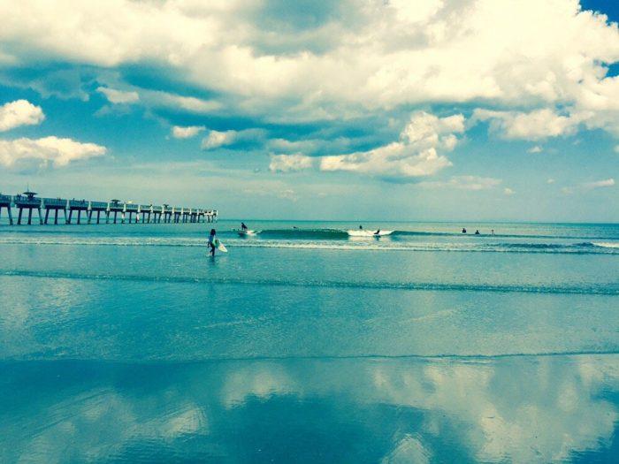 1. Jacksonville Beach